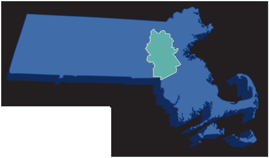 map of Metro Southwest region