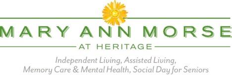 Mary Ann Morse Heritage logo