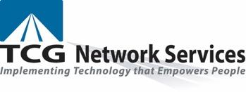 TCG Network Services logo