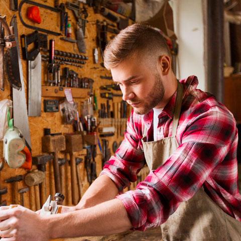 Carpenter photo